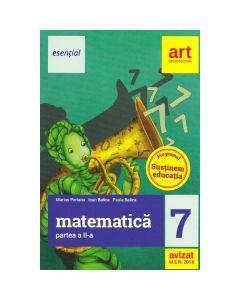Esential. Matematica - Clasa 8. Partea II - Marius Perianu, Gratian Safta