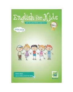 English for Kids - Clasa 3 - Caiet. Ed.2017 - Rodica Dinca