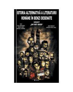 Istoria alternativa a literaturii romane in benzi desenate - Luca Dinulescu, Razvan Bica