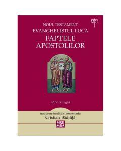Faptele apostolilor - Evanghelistul Luca. Noul Testament - Cristian Badilita