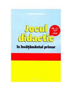 Jocul didactic in invatamantul primar ed.2 - Camelia Romanescu