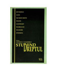 Studiind dreptul - Arthur T. Vanderbilt