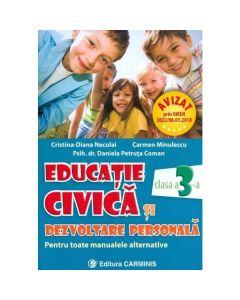 Educatie civica si dezvoltare personala - Clasa 3 - Cristina-Diana Neculai