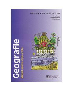 Geografie - Clasa 8 - Manual - Silviu Negut, Gabriela Apostol, Mihai Ielenicz