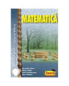 Matematica - Clasa 8 - Manual - Corneliu Savu , Gina Caba , Emil Teodorescu , Dan Popoiu