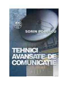 Tehnici avansate de comunicatie - Sorin Popescu
