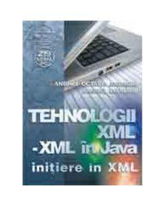 Tehnologii xml-xml in Java - Initiere in xml - Anghel Octavia Andreea, Anghel Leonard