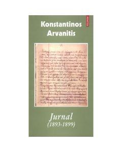 Jurnal (1893-1899) - Konstantinos Arvanitis