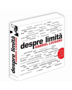 Audiobook CD - Despre Limita - Gabriel Liiceanu