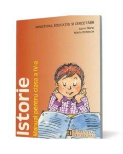 Manual istorie clasa 4 - Sorin Oane, Maria Ochescu