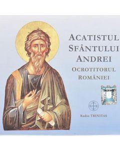 CD acatistul Sfantului Andrei, ocrotitorul Romaniei
