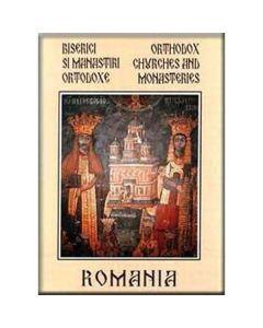 DVD Romania. Biserici si manastiri ortodoxe