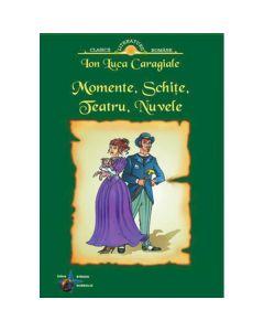 Momente, schite, teatru, Nuvele ed.5 - Ion Luca Caragiale