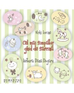 Audiobook 2CD - Cel mai simpatic ghid de sarcina - Vicki Lovine