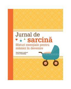Jurnal de sarcina. Sfaturi esentiale pentru mamici in devenire - Ziba Kashef