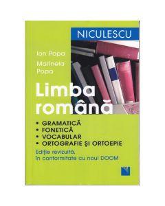 Romana - gramatica, fonetica, vocabular ed.2016 - Ion Popa, Marinela Popa