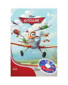 Disney - Avioane + CD audio (lectura: Claudiu Maier)