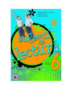 Sugestii de lectura Cls 6 - Mircea Mot, Olivia Mot, Maria Huma