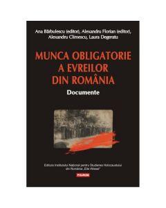 Munca obligatorie a evreilor din Romania - Ana Barbulescu, Alexandru Florian