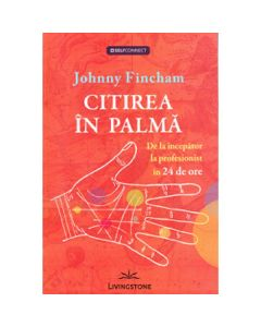 Citirea in palma - Jonny Fincham