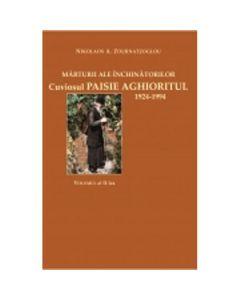Marturii Ale Inchinatorilor. Cuviosul Paisie Aghioritul 1924-1994 Vol.2 - Nicolae Zurnazoglu