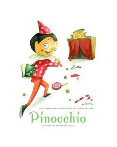 Pinocchio - Povesti ilustrate