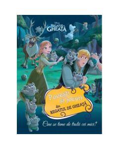 Povesti si jocuri din Regatul de gheata - Cine se teme de trolii cei mici?