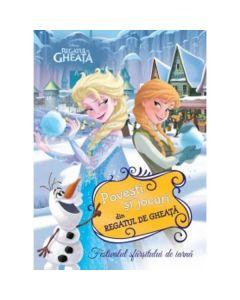 Povesti si jocuri din Regatul de gheata - Festivalul sfarsitului de iarna
