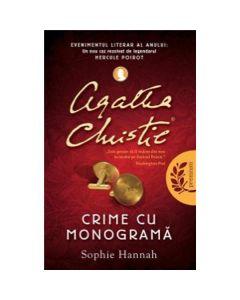 Crime cu monograma - Sophie Hannah