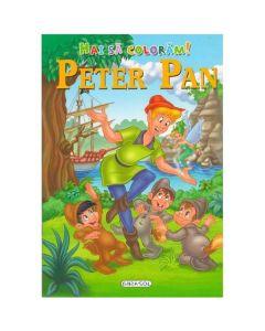 Peter Pan - Hai sa coloram!