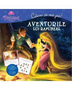 Citesc si ma joc! Aventurile lui Rapunzel