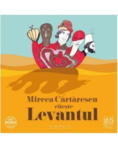 Audiobook CD - Levantul - Mircea Cartarescu