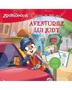 Disney Zootropolis - Aventurile lui Judy - Citesc si ma joc!