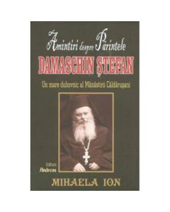 Amintiri despre parintele Damaschin Stefan - Mihaela Ion