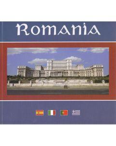 Romania (lb. spaniola+italiana+portugheza+greaca)