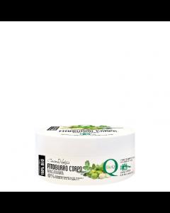 Crema de corp Bio nutritiva CosmoNatura Unt de Shea (Karite), Aloe Vera, Ginko Biloba