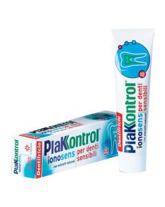 Pasta de dinti Plakkontrol Ionosens sensibilitate dentara 100ml