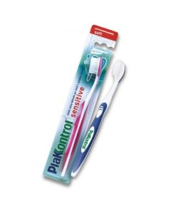 Periuta de dinti Plakkontrol Sensitive dinti sensibili perii soft