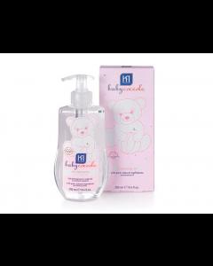 Ulei detergent Baby Coccole cu Vitamina E, F si Ulei de Migdale