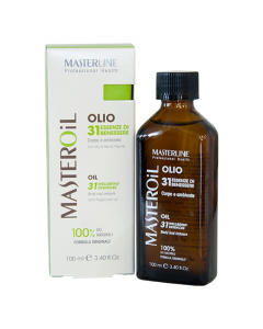 Uleiuri esentiale naturale 100ml MasterLine MasterOil made in Italy