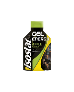Energy gel Appel Isostar 4x35g
