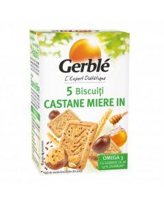 Minipack Biscuiti Omega3 Castane-In Gerble 50g