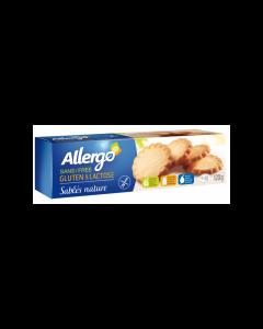 Biscuiti Natur 120g Allergo fara gluten & lactoza