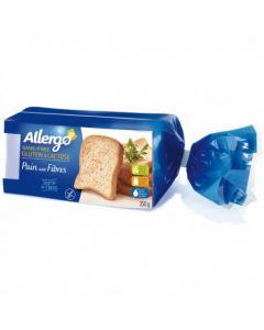 Paine fibre 350g Allergo fara gluten & lactoza
