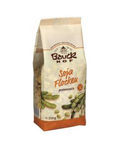 Fulgi de Soia fara gluten 250g Bauckhof Bio