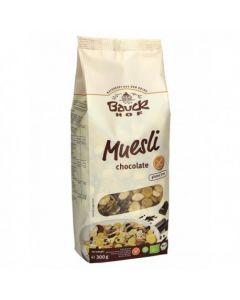 Musli Crocant cioco fara gluten 300g Baukhof