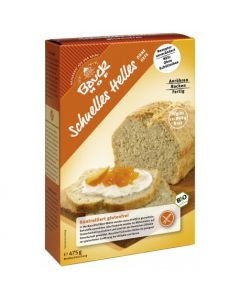 Premix Paine cu Seminte , fara gluten 475g Bauckhof Bio