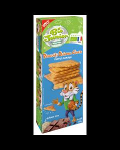 Biscuiti Eco cu Quinoua si ciocolata 135g Bio Junior
