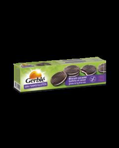 Biscuiti Umpluti Cacao 125g Gerble No Gluten