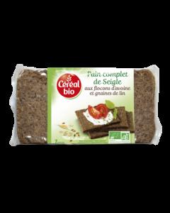 Paine Integrala Secara , Ovaz-In 500g Cereal Bio